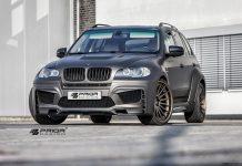 Official: Prior Design PD5X BMW E70 X5 Widebody