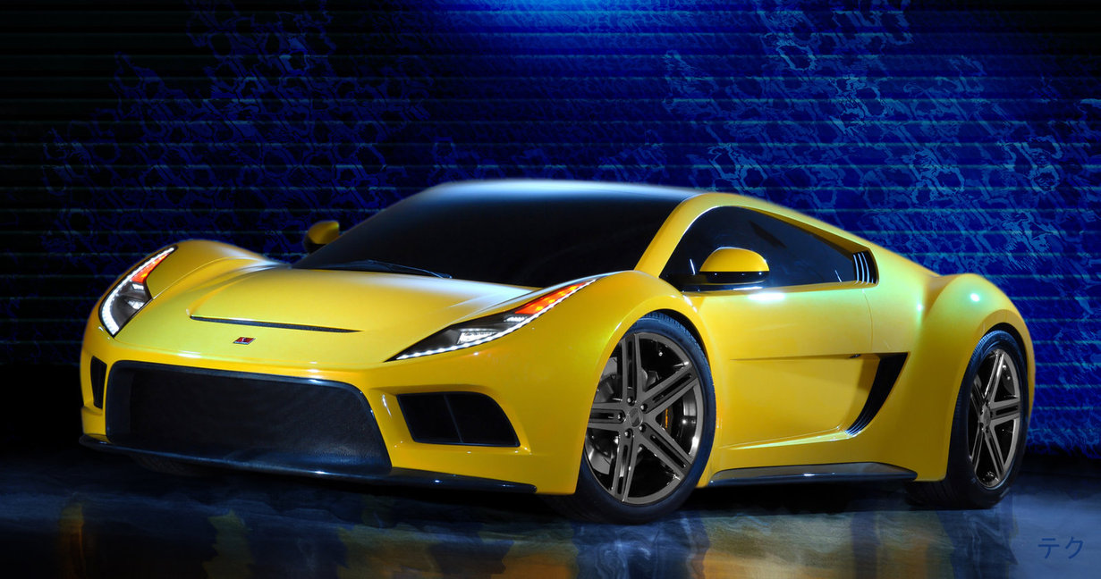 Saleen S7 For Sale >> Saleen Confirms It Is Working on an Electric Car - GTspirit