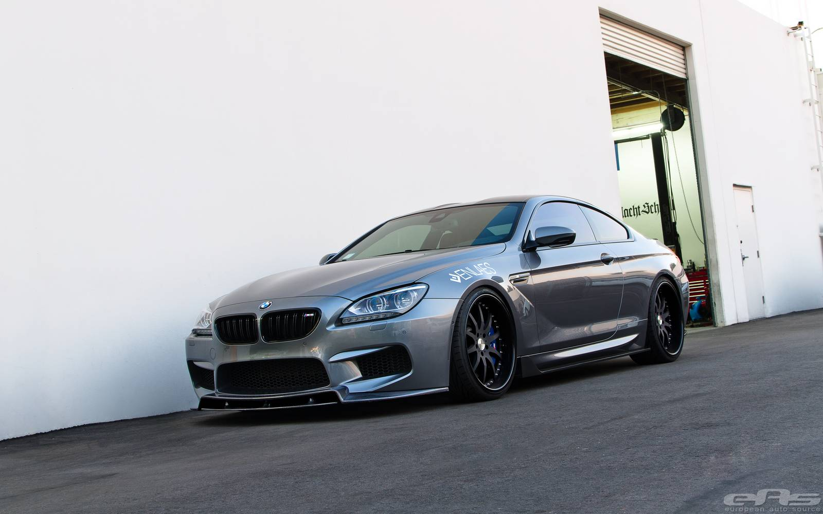 space gray bmw f13 m6 by eas gtspirit. Black Bedroom Furniture Sets. Home Design Ideas