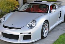 Rare U.S. Ruf CT3R For Sale