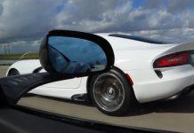 Two McLaren 12Cs Race SRT Viper