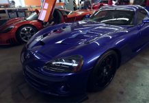 Epic 1323whp Twin-Turbo Dodge Viper by Nth Moto
