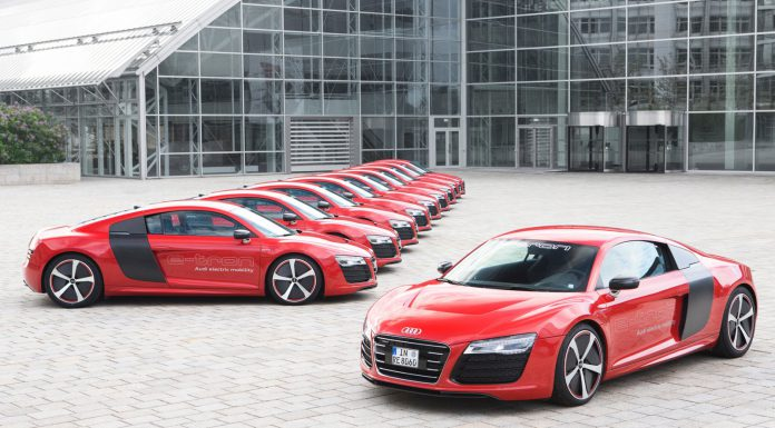 Audi R8 e-Tron to Reach Production in Limited Numbers