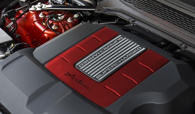 Official: Arden Supercharger Kit for Range Rover V8 SC Engines