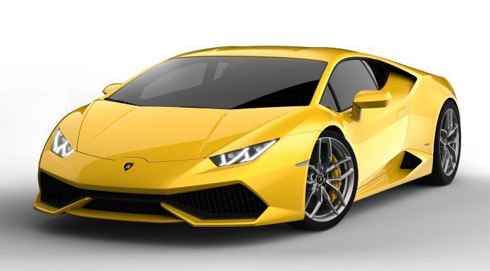 Official: 2015 Lamborghini Huracán LP 610-4
