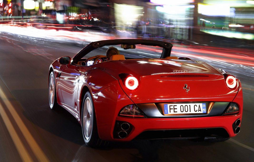 Next-Generation 2015 Ferrari California Could Debut With Turbos at Geneva
