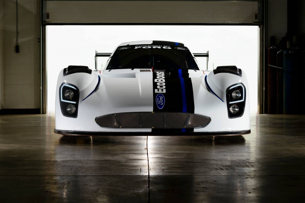 Ford Racing EcoBoost Prototype Records Homologated by FIA