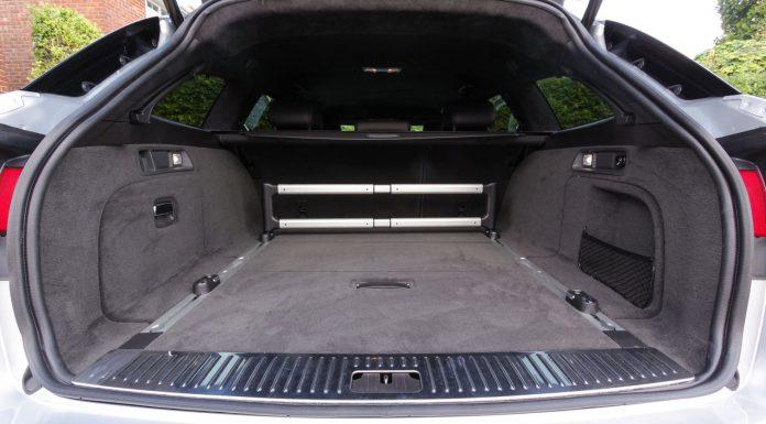 Jaguar XF Sportbrake Boot