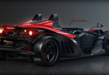 KTM X-Bow Rendered With HRE Wheels
