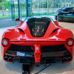 Ferrari LaFerrari Arrives in Belgium