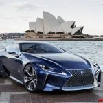 Lexus LF-LC Concept Could Spawn LFA Successor