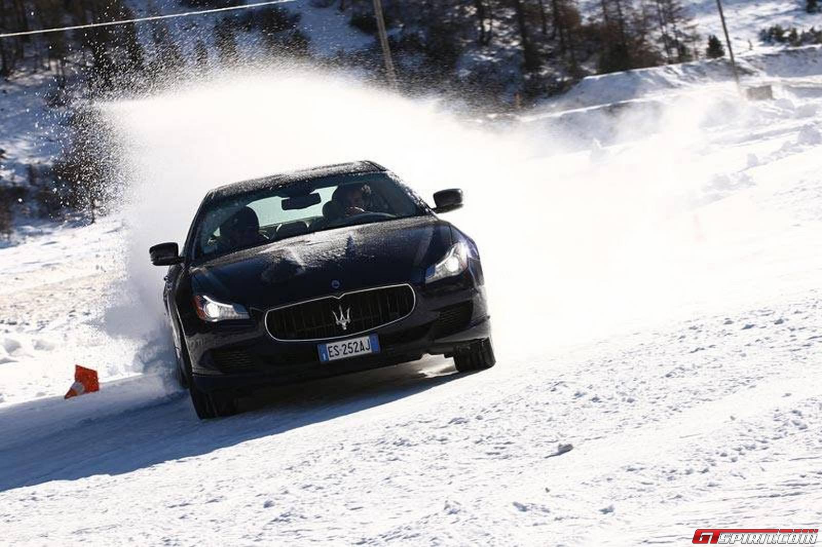 Maserati To Recall 63 New Quattroporte Gts V8 Models
