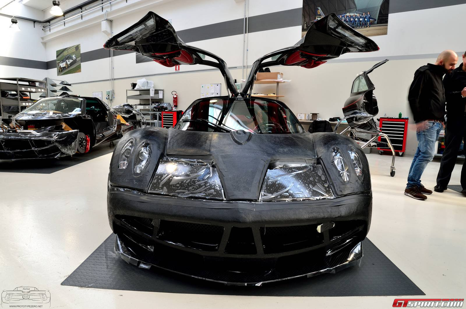 Factory Visit: Pagani Automobili Headquarters in Modena, Italy ...