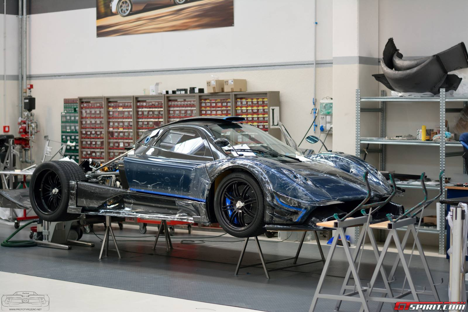 Factory Visit: Pagani Automobili Headquarters in Modena, Italy ...