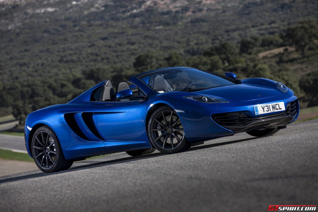 McLaren Confirms Five New North American Dealerships