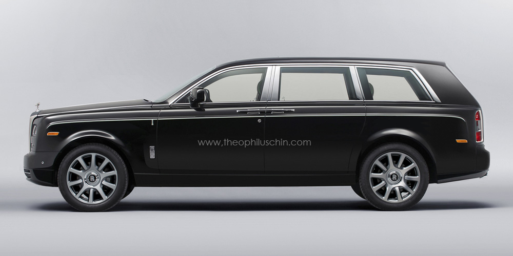 Rolls-Royce in No Rush to Create SUV