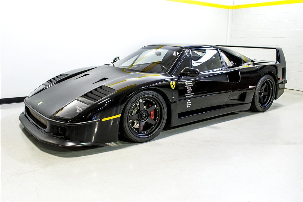 Fast N' Loud Ferrari F40 Sells For $742k - GTspirit