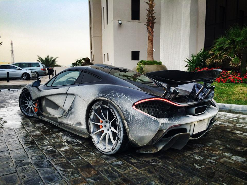 GTspirit McLaren P1 Road Test Preview