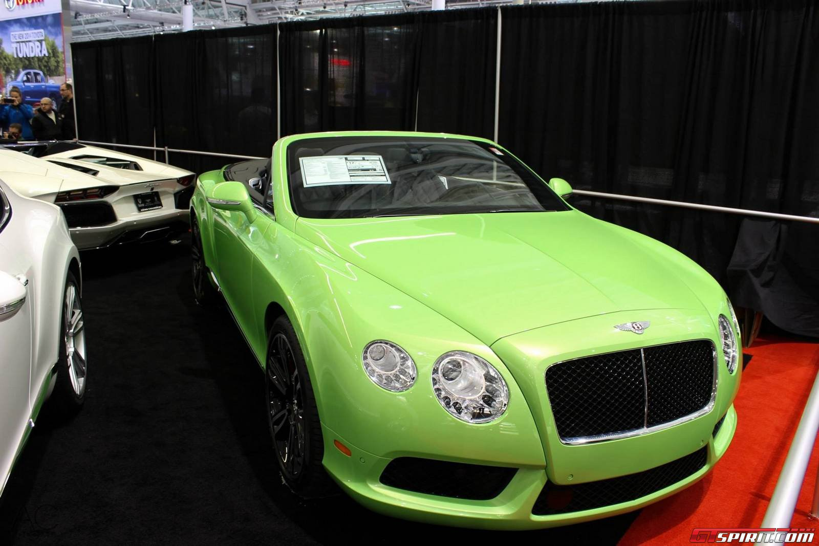 New england international auto show 2014 gtspirit for New england motor car
