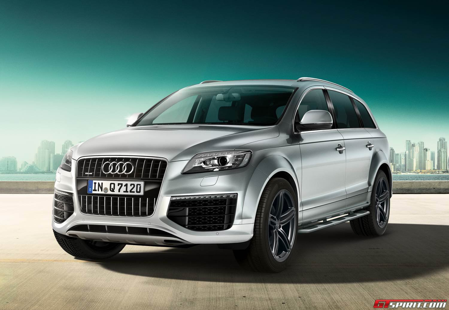 official 2014 audi q7 s line style edition and sport. Black Bedroom Furniture Sets. Home Design Ideas