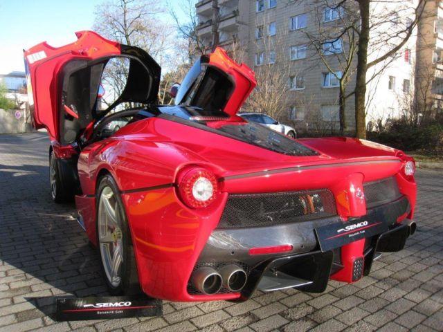 "For Sale: ""Used"" Ferrari LaFerrari at 2,380,000 EUR"