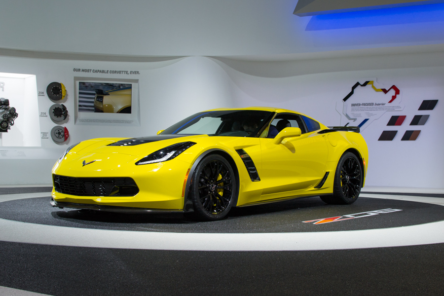 The Best of American Cars at Detroit Motor Show 2014 - GTspirit