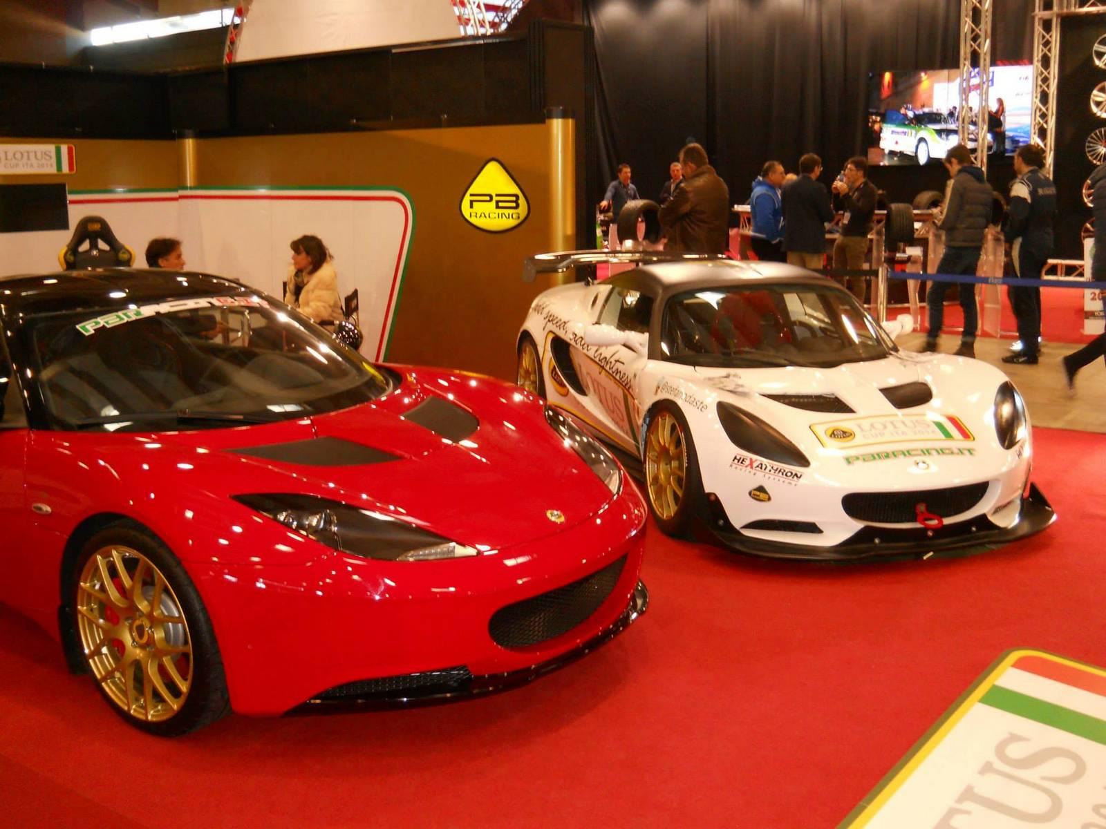 Lotus Cup at MotorCircus Show 2014 - GTspirit