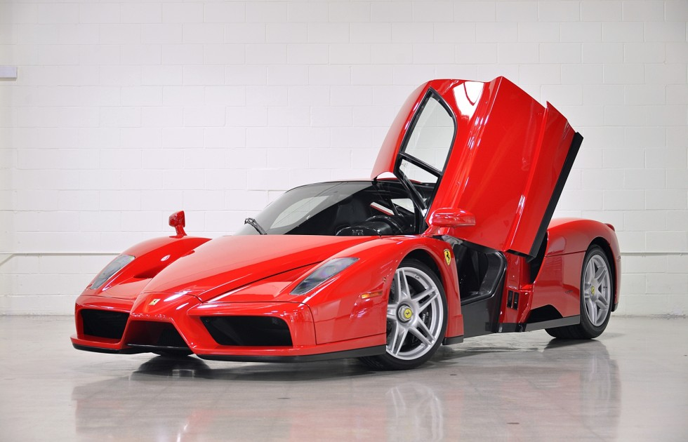 ferrari enzo 2017. ferrari enzo with just 354 miles for sale 2017