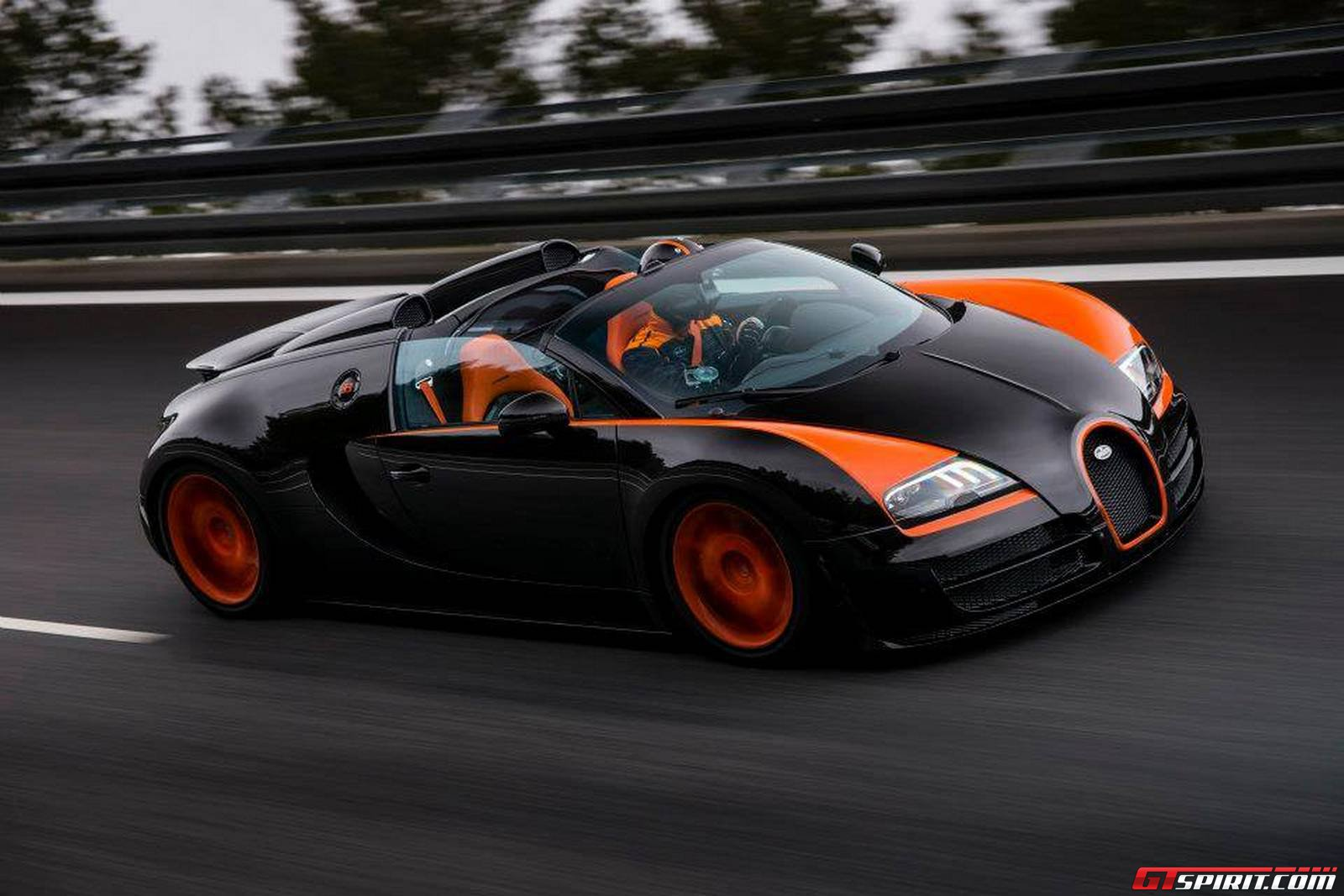 SuperVeyron And Galibier Axed But Hybrid Bugatti Veyron Replacement Possible