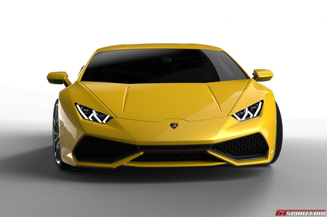 Lamborghini Huracan Pricing Details Revealed