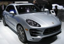Detroit 2014: Porsche Macan Turbo