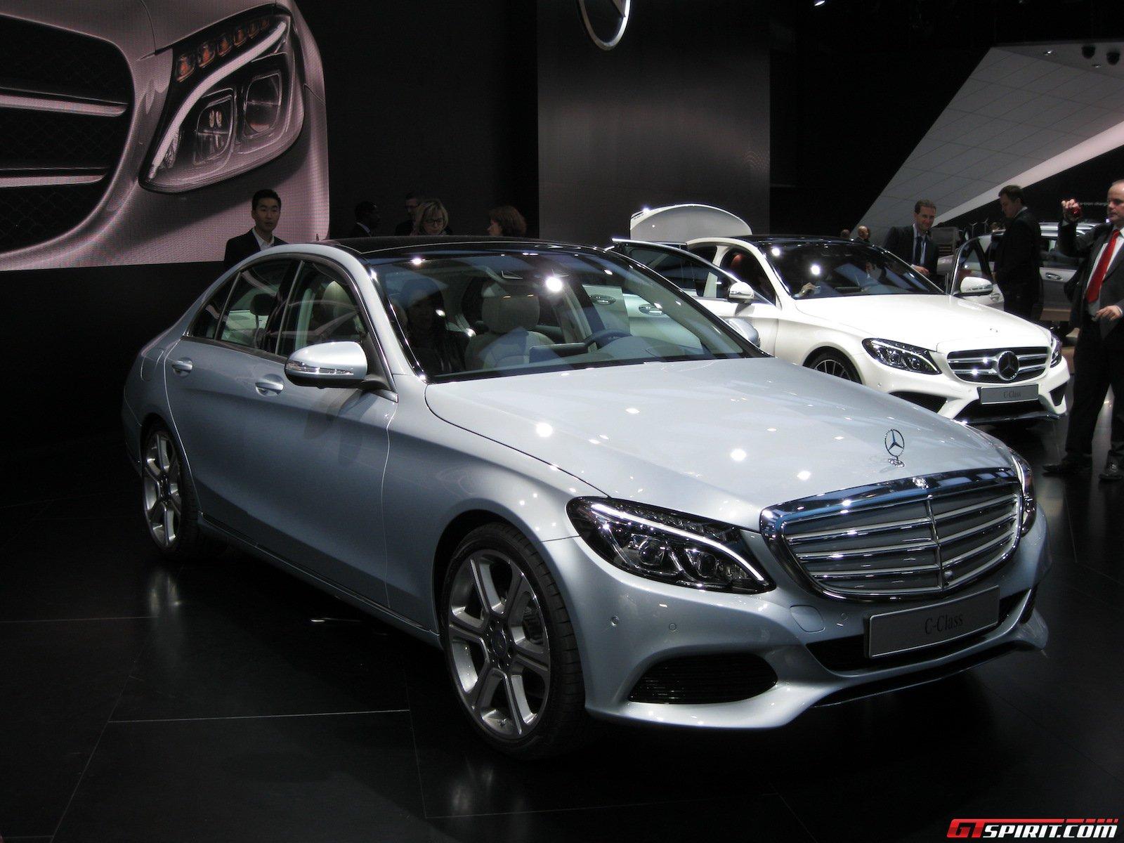 Detroit MercedesBenz CClass GTspirit - Mercedes tx car show