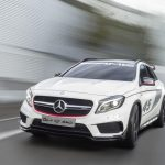 Mercedes-Benz GLA 45 AMG to Debut at Detroit