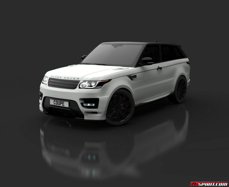 official range rover sport coupe by bulgari design gtspirit. Black Bedroom Furniture Sets. Home Design Ideas