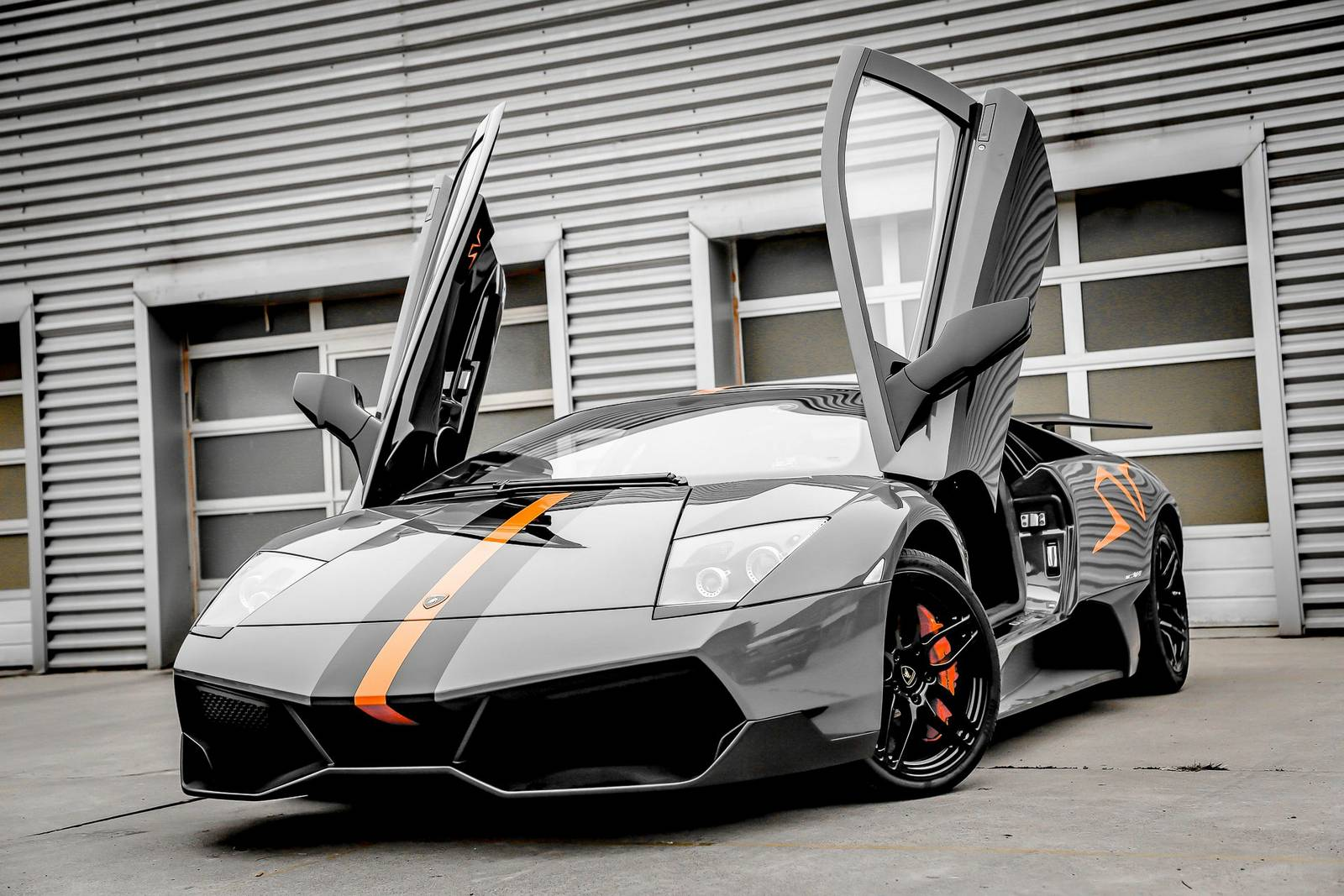 Nice Awesome Videos Of Lamborghini Murcielago LP670 4 SV With Armytrix Exhaust
