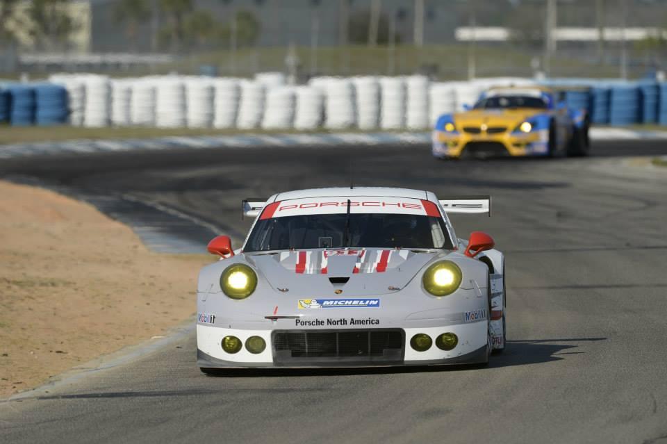 Porsche Dominates 12 Hours of Sebring Winter Test