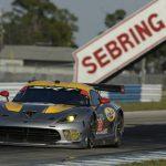 12 Hours of Sebring Winter Test