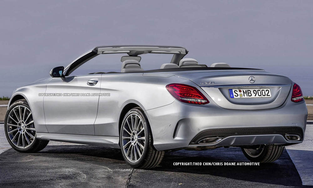 Mercedes benz c class cabriolet could be a welcome relief for Mercedes benz hardtop convertible 2014
