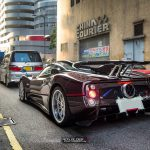 One-off Pagani Zonda 760 Fantasma Revealed in Hong Kong