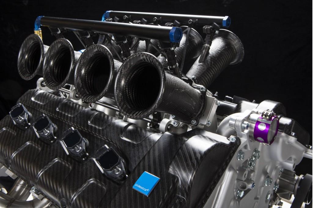 Volvo's New V8 Supercar Engine Sounds Insane! - GTspirit