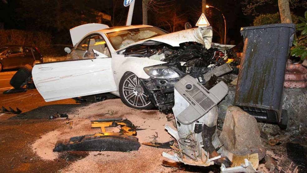 Articles About Car Crashes