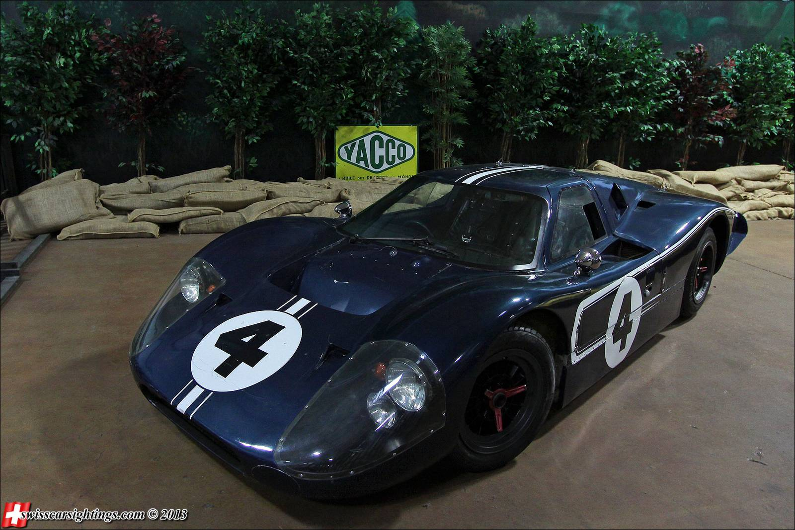 Gallery: Simeone Foundation Automotive Museum - GTspirit