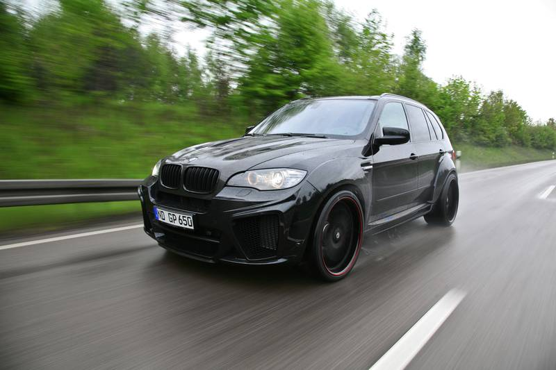 Update: G-Power BMW X5M/X6M Bi-Tronik II Upgrades - GTspirit