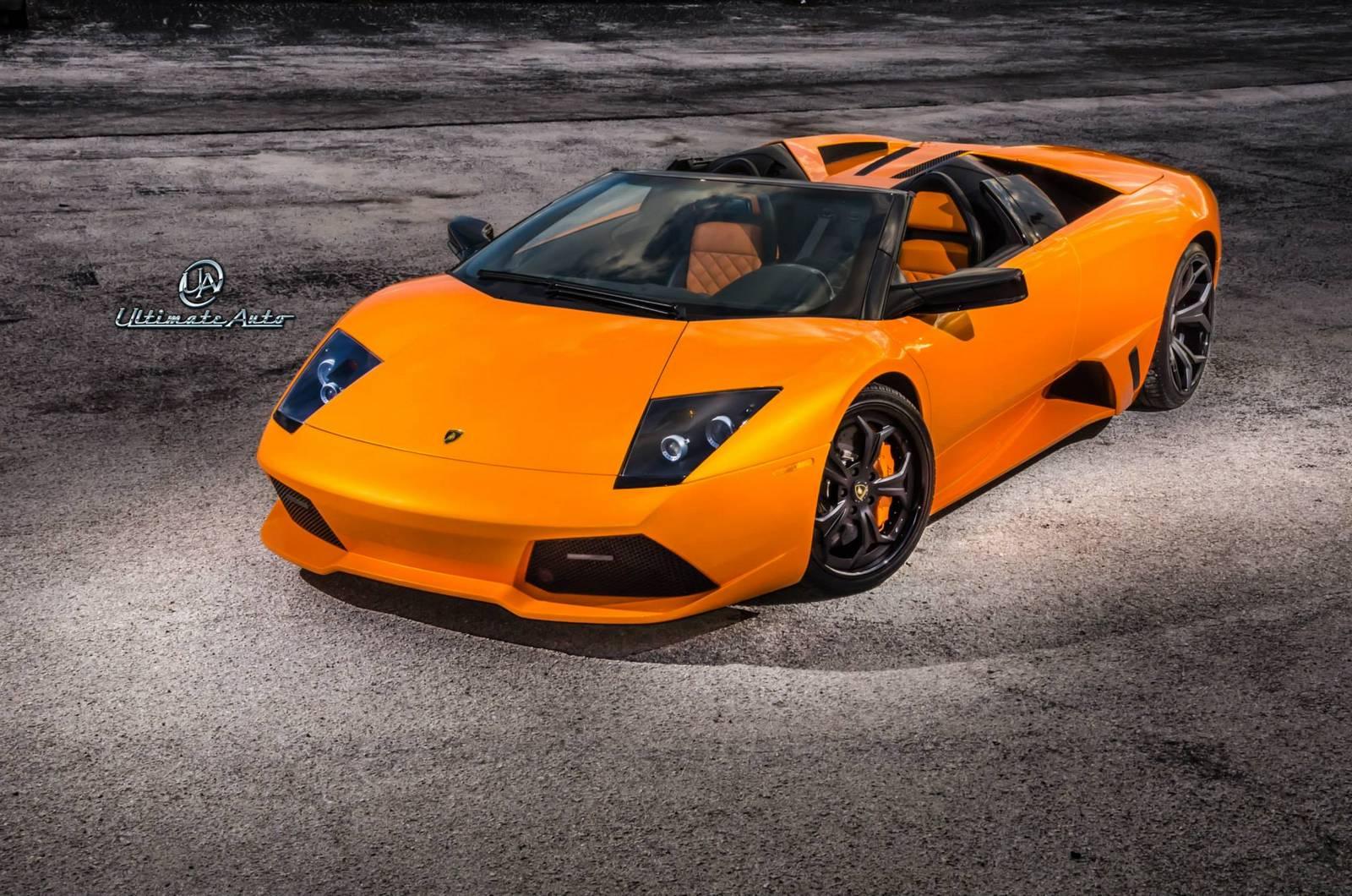 High Quality Lamborghini Murcielago LP640 Roadster By Ultimate Auto