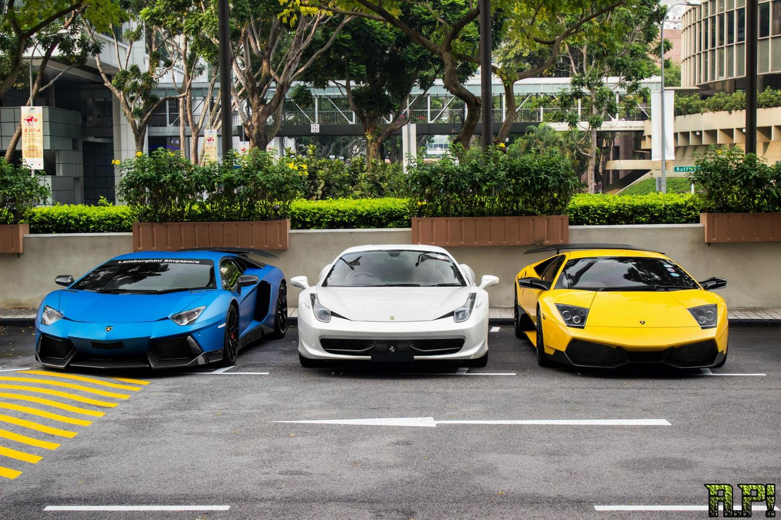 Gallery: 2014 Exotics Car Club CNY Gathering in Singapore - GTspirit
