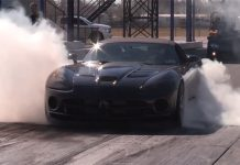This 1300hp Dodge Viper Defines the Word 'Beast'