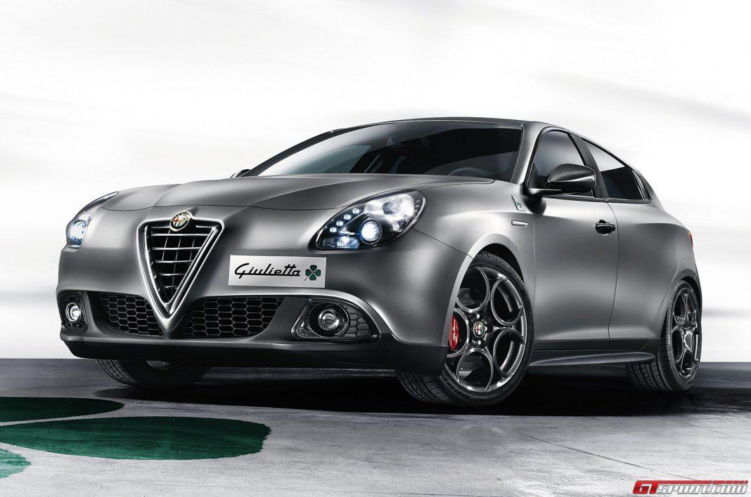 Official: 2015 Alfa Romeo Giulietta Quadrifoglio Verde