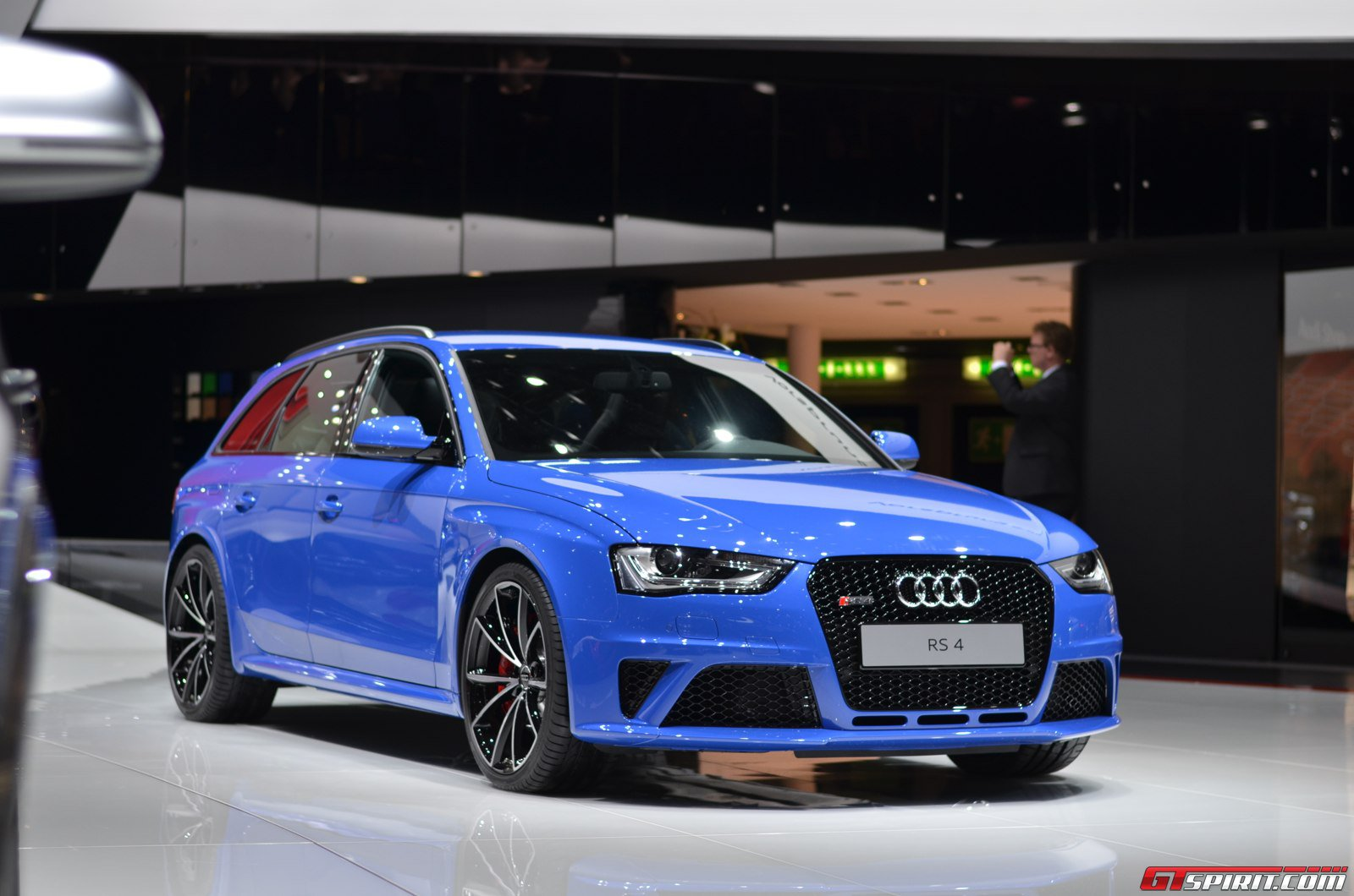 Geneva 2014: Audi RS4 Avant Nogaro Selection - GTspirit