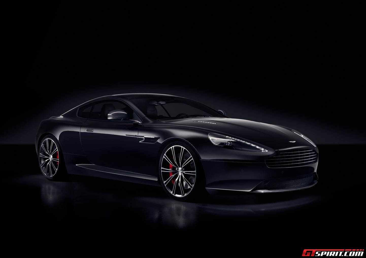 Official Aston Martin Db9 Carbon Black And Carbon White Edition