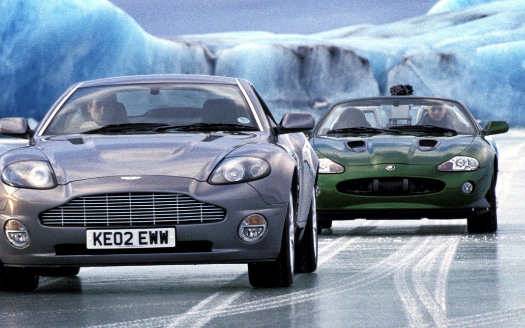 World's Largest James Bond Car Collection Being Sold
